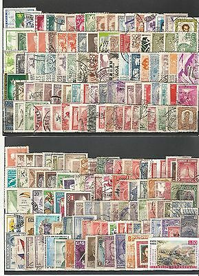 Lotto Francobolli Sud America, Lot South America Stamps