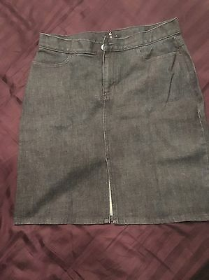 Gap Denim Skirt Size 6