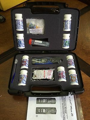 eXact Micro 20 WELL DRILLER BLUE TOOTH Water QualityTest Kit Photometer