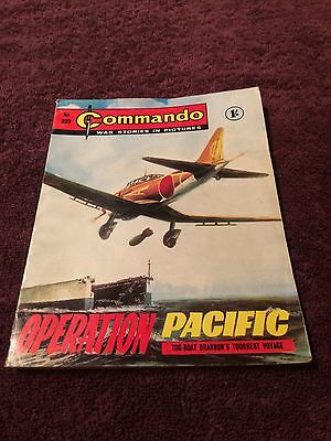 Very Early Commando Comic Number 399 VFC
