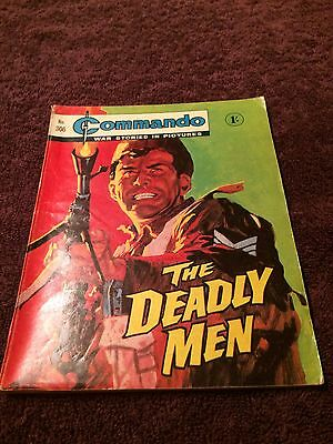 Very Early Commando Comic Number 306 VFC