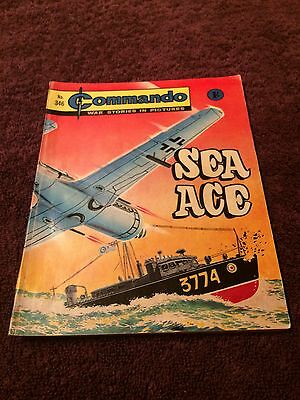Very Early Commando Comic Number 346 VFC