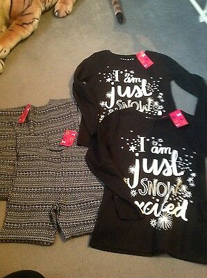 TWIN girls outfits age 7-8 BNWT