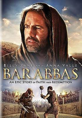 Barabbas Ane-Valle (Blu-ray)  NEW   SEALED **Free Shipping**