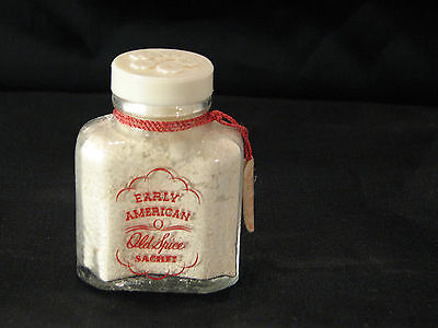 Vintage Early American Old Spice Sachet Shulton