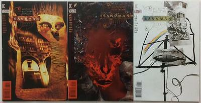 The Sandman #65,66 & 67 (1995 DC Vertigo)