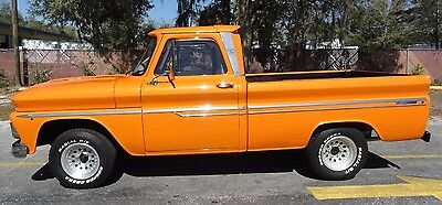 1965 Chevrolet C-10 Show Quality Classic 1965 Chevy C10 Pick-up Freshly Restored Low mileage Show Quality