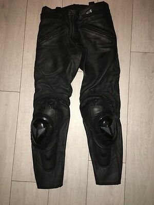 Pantalon Cuir Dainese Moto Protection Max Taille M (48)