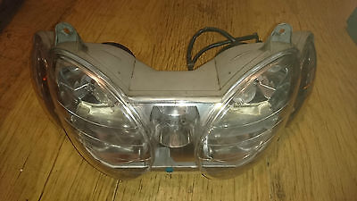 Mbk 125 Doodo Yamaha Teos 125 2003 Head Light Assembly Lights Front Indicatror
