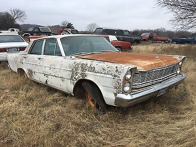 1965 Ford Galaxie  1965 Ford Galaxie 500