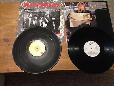 RED DOGS- Sweet Little Ruby 12'' plus BONHAM - Wait For You 12''