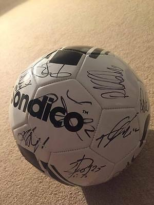 Norwich City Signed 2016/2017 Squad Football Not Shirt Proof Klose Jerome Etc