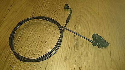 Mbk 125 Doodo Yamaha Teos 125 2003 Seat Lock Latch Relaese Cable Seat Lock Cable