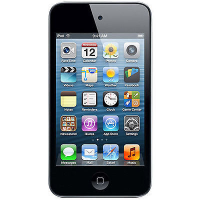 EXCELLENT CONDITION!!! Apple iPod Touch 4th Generation Black (8 GB) - 3AQA