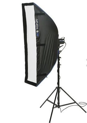Calumet S56 Genesis Soft Box White 14X56