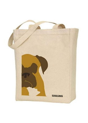 Doggy Bags Boxer Tote Bag