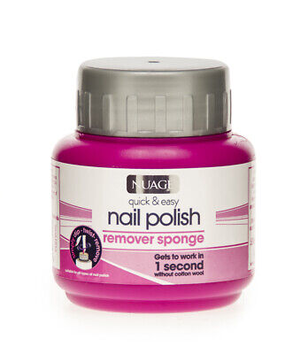 Pretty Twist & Out Instant Nail Polish Remover Acetone