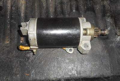 1999 50hp (4-STROKE)(4 CYL.) Mariner outboard  Electric starter