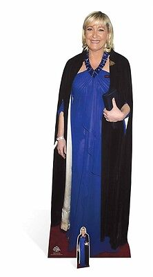 Marine Le Pen French Politician Lifesize Cardboard Cutout / Standee / Standup