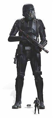 Deathtrooper Rogue One: A Star Wars Story Lifesize Cardboard Cutout / Standee