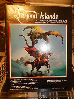 The Serpent Islands by North Pole Publications