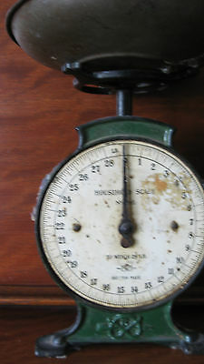 Antique Vintage SALTER Household Scale  No.46 Made in England