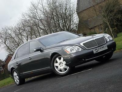 Maybach 62 5.5 Limousine 4dr, 2008