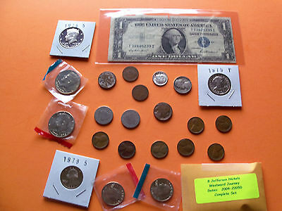 Old  U.S. Currency  Proofs, Silver, Old Coins, Silver Cert. (IOC23)
