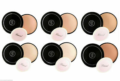 Laval Creme Compact Pressed Face Powder Foundation - Refill, Fine Powder