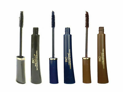 Body Collection Waterproof Mascara, Black, Blue or Brown