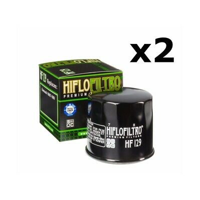 HI-FLO Oil Filter for SUZUKI MARINE DF140 out board 2002 to 2010 14002F - 110001