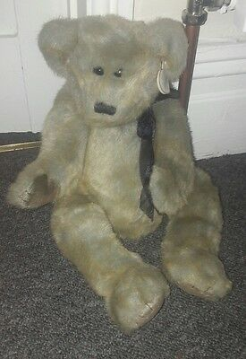 Limited Edition LARGE TY bear  BELVEDERE