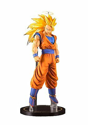 *NEW* Dragon Ball Z: Super Saiyan 3 Son Gokou Figuarts ZERO EX PVC Figure
