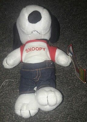Very Dapper little Snoopy soft toy