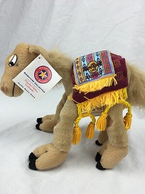 Hard Rock Cafe KUWAIT Poseable Camel Plush Limited Edition Herrington Teddy