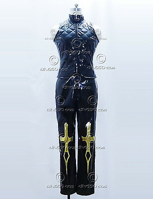 Free shipping Death Note Mello Cosplay Costume Custom made any size