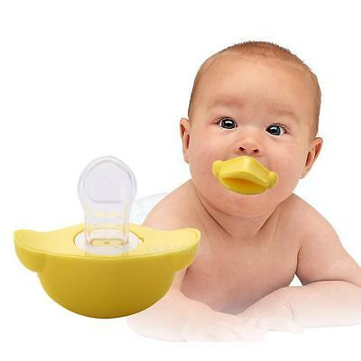 Funny Baby Pacifiers Duck Mouth Toddler Infant Soother Nipples Teether Silicone