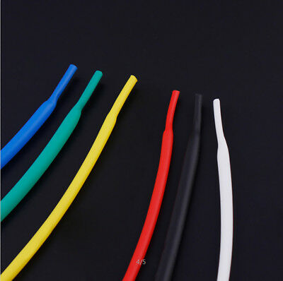 Heat Shrink Various Colours / Sizes / Lengths Sleeving Heatshrink Tube Wire 3:1