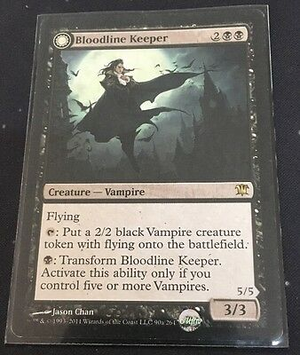 Magic The Gathering - MTG - Bloodline Keeper - # 90a / 264 - NM - JS