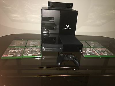 Xbox One 500GB With Kinect And 8 Game Bundle