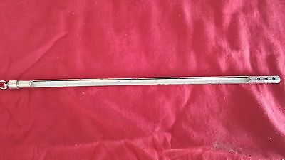 "Vintage Short & Mason of London 3"" Immersion Thermometer Very Rare"