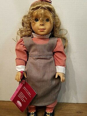 Elizabeth Cady Stanton Collectible Doll of New York by GOTZ 18""