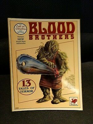 Call of Cthulhu Blood Brothers