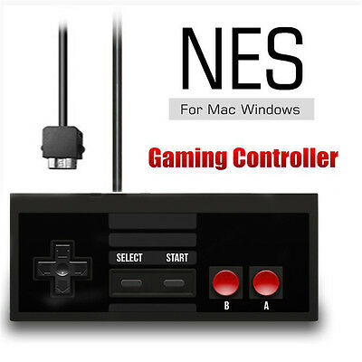 Controller para Nintendo Mini NES Classic Edition Console Gamepad Wired Cable