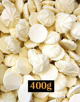 400g White Chocolate Whirls Bulk for Party or Lolly Buffet