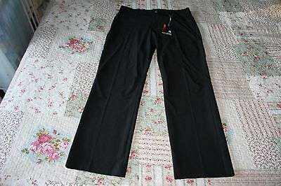 Nike Golf TW Trousers Standart Fit Black Size 34-32 G New With Tags