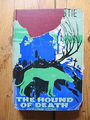 The Hound of Death by Agatha Christie - First edition RARE