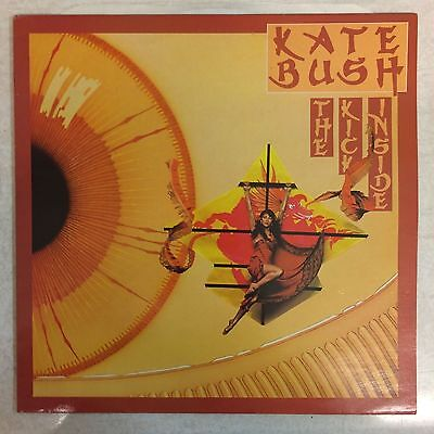 Kate Bush - The Kick Inside (1978) Vinyl LP (EMC 3223) 1st pressing