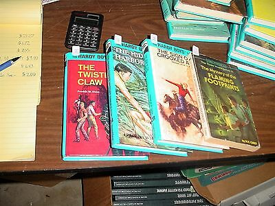 Four The Hardy Boys and Three Investigators Books