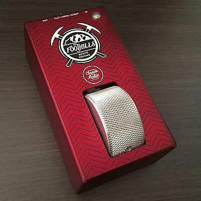 CLASSIC AUDIO EFFECTS - Foothills Active Volume Roller Guitar Pedal